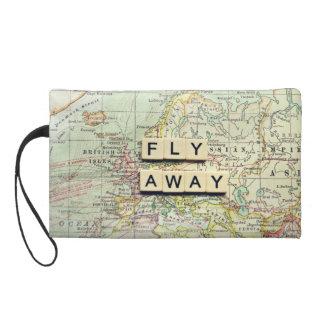 wristlet- fly away wristlet purses