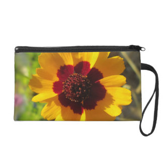 Wristlet - Mini-Purse - Blanket Flower