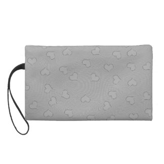 Wristlet SILVER SCREEN MINI HEARTS