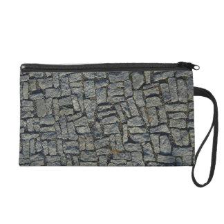 Wristlet - Stone Pattern