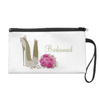 Wristlet Wedding Gifts for Bridesmaid