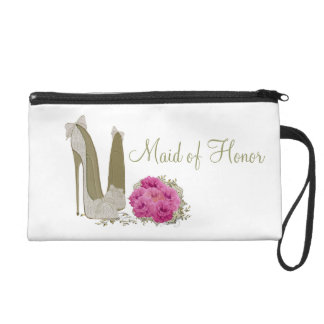 Wristlet Wedding Gifts for the Maid of Honor