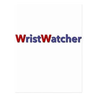WristWatcher Postcard