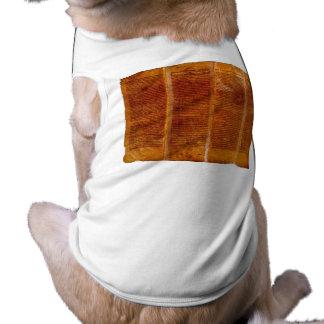 write045 camiseta de mascota