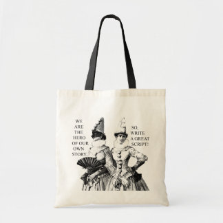 WRITE A GREAT SCRIPT TOTE BAG