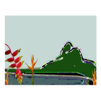 Write about Leblon Rio Postcard