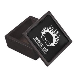 Write in! jewelry box