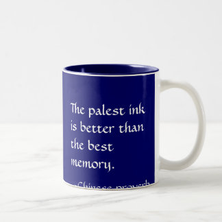 Write It Down Mug