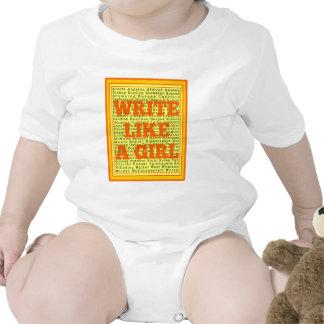 Write Like a Girl Citrus Creeper