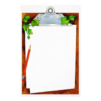 Write Me A Note! Stationery