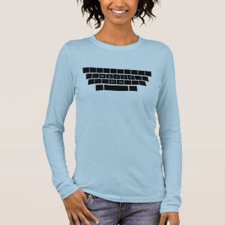 Write On - Gifts for Aspiring Writers Long Sleeve T-Shirt