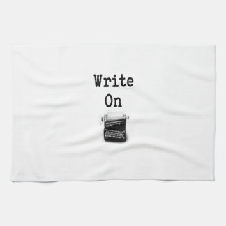 Write On Kitchen Towel
