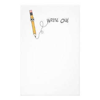 Write On Personalized Stationery