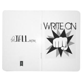 WRITE ON Pocket Notebook by TheTallMom