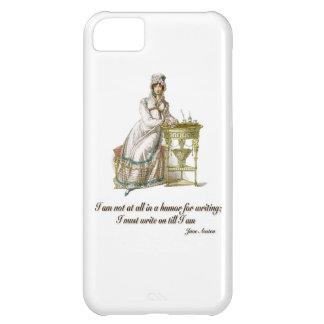 Write On Says Jane Austen iPhone 5C Case