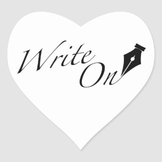 Write On! Stickers
