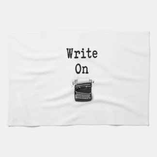 Write On Towel