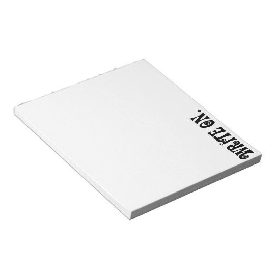Write On (Ver 3) Notepad