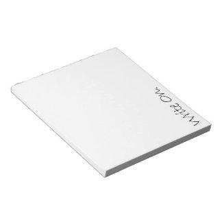 Write On (Ver 4) Memo Note Pads