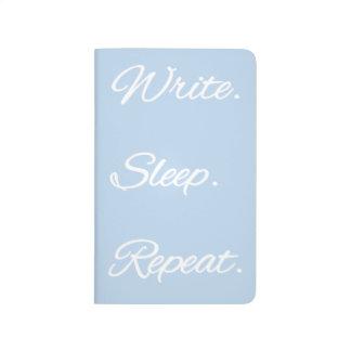 Write. Sleep. Repeat. Journal