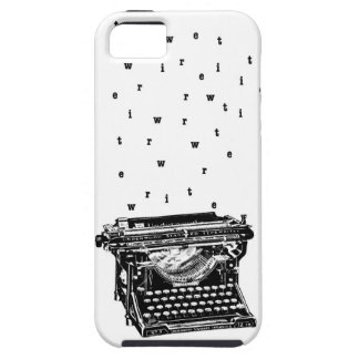 Write / Typewriter Case Cover For iPhone 5/5S