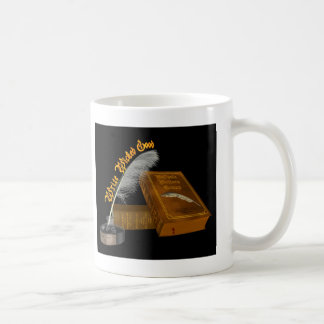 Write Wicked Good Cup - White