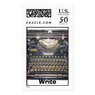 Write, Write Postage