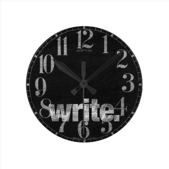 Write: Writer, Freelance Writer, Author Round Clock