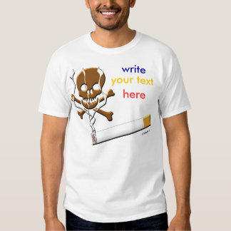 write you text here t-shirt