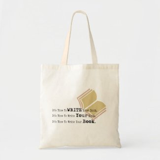 WRITE Your Book Tote