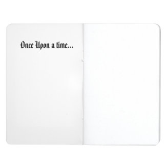 Write your own story notepad journal