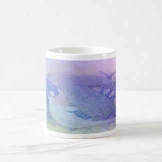 Write your secrets in the sand coffee mug