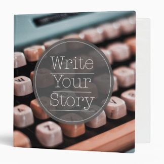 Write Your Story Binder