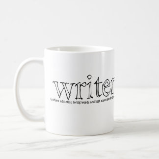 Writer Addictions Mug