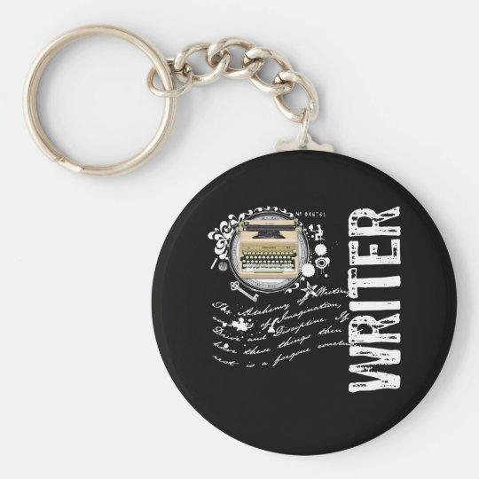 Writer Alchemy Keychain