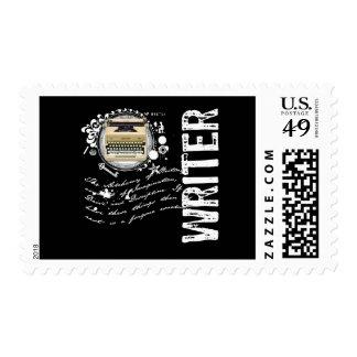 Writer Alchemy Postage Stamp