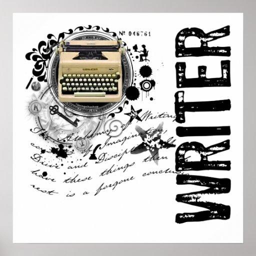 Writer Alchemy Posters