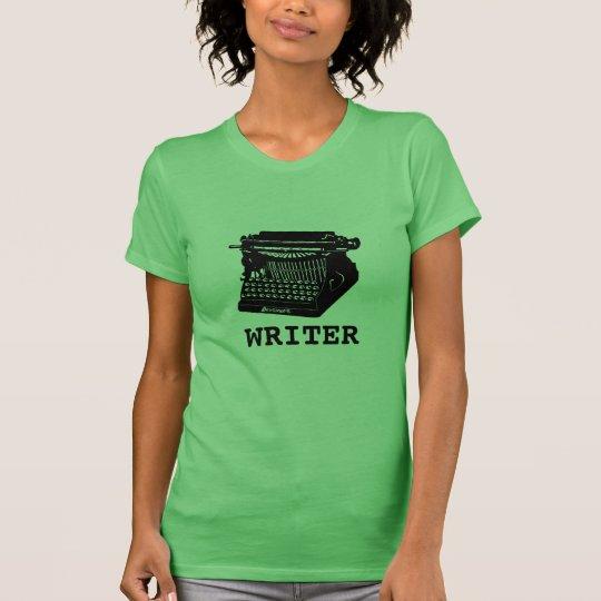 Writer Antique Typewriter T-Shirt
