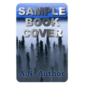 Writer / Author Promotion: Book Cover Display Magnet