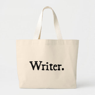 Writer. Canvas Bags