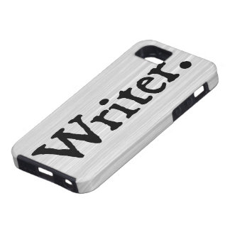 Writer iPhone 5 Covers