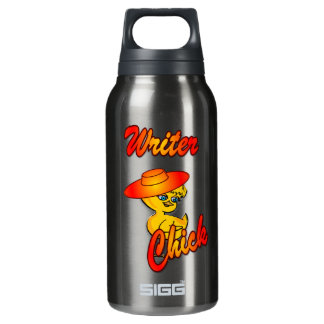Writer Chick #5 Thermos Bottle
