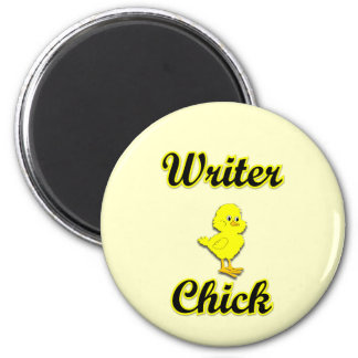 Writer Chick Magnets