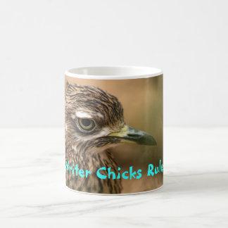 Writer Chicks Rule! Coffee Mug