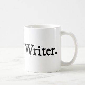 Writer. Coffee Mug