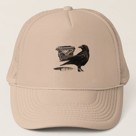 Writer Crow hat