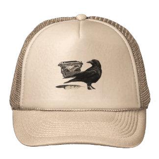 Writer Crow hat