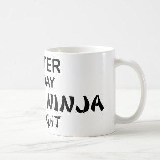 Writer Deadly Ninja by Night Coffee Mug