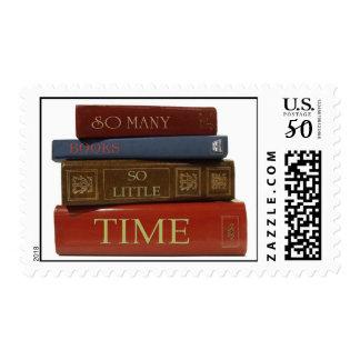 Writer Editor Author Novelist Book Stamp