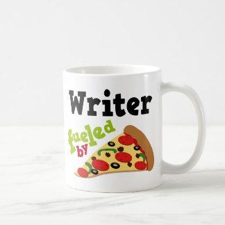 Writer (Funny) Pizza Coffee Mug